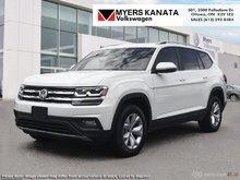 2018 Volkswagen Atlas Comfortline 3.6 FSI  - Bluetooth - $303.13 B/W