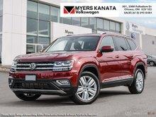 2018 Volkswagen Atlas Execline 3.6 FSI  - Navigation - $359.06 B/W