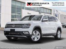 Volkswagen Atlas Execline 3.6 FSI 2019