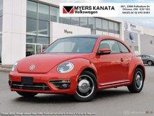 Volkswagen Beetle Coast  - Sunroof -  Heated Seats - $207.85 B/W 2018