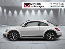 Volkswagen Beetle Dune  - Navigation -  Sunroof - $240.24 B/W 2018