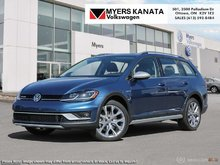 2018 Volkswagen GOLF ALLTRACK DSG  - Navigation - $256.06 B/W