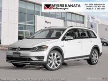 2019 Volkswagen GOLF ALLTRACK Execline DSG