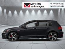 2019 Volkswagen Golf GTI Autobahn  - $303.56 B/W