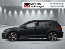 Volkswagen Golf GTI Autobahn  - Navigation - $290.68 B/W 2019
