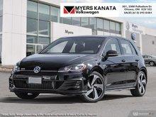 Volkswagen Golf GTI Autobahn  - Navigation 2019