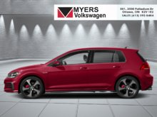 2019 Volkswagen Golf GTI Rabbit 5-door DSG