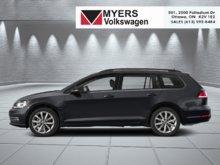Volkswagen GOLF SPORTWAGEN Comfortline DSG 4MOTION  - $218.40 B/W 2018