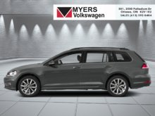 2019 Volkswagen GOLF SPORTWAGEN Comfortline Manual 4MOTION