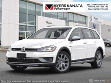 Volkswagen Golf Alltrack 1.8T DSG 6sp at w/Tip 4MOTION 2018