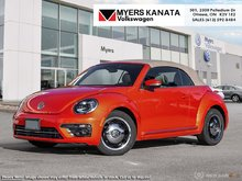 Volkswagen The Beetle Convertible Trendline 2.0T 6sp at w/Tip 2018