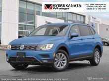 2018 Volkswagen Tiguan Trendline  -  Bluetooth - $190.18 B/W