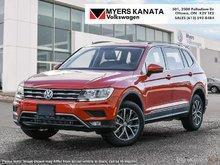 Volkswagen Tiguan Comfortline 4MOTION  - $236.72 B/W 2018
