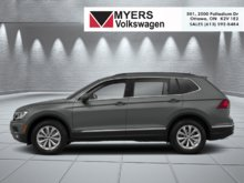 2018 Volkswagen Tiguan Comfortline 4MOTION  - $204.65 B/W