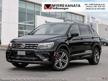 2019 Volkswagen Tiguan Highline 4MOTION  - $289.32 B/W