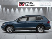 Volkswagen Tiguan Comfortline 4MOTION  - $285.41 B/W 2019