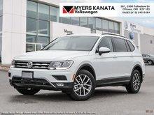 2019 Volkswagen Tiguan Comfortline 4MOTION  -  Bluetooth - $286.85 B/W