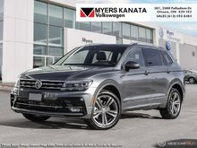 2019 Volkswagen Tiguan Highline 4MOTION  - Navigation