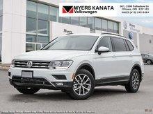 Volkswagen Tiguan Comfortline 4MOTION  - $301.61 B/W 2019