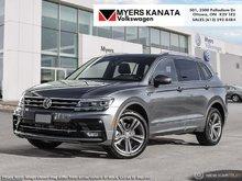 Volkswagen Tiguan Highline 4MOTION  - Navigation 2019