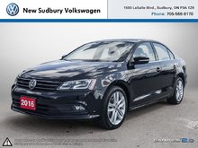 2016 Volkswagen Jetta Sedan Highline 1.8TSI