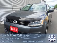 2013 Volkswagen Jetta 4dr Sedan 2.0 TDI Comfortline (A6)
