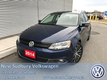2014 Volkswagen Jetta 4dr Sedan 2.0 TDI Highline (A6)