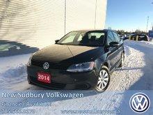 Volkswagen Jetta 4dr Sedan 2.0L Trendline+ 2014