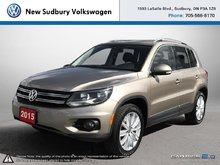 2015 Volkswagen Tiguan 4dr AWD 4MOTION Highline