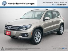 Volkswagen Tiguan Comfortline 4 Motion 2015