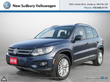 2016 Volkswagen Tiguan 4dr AWD 4MOTION Special Edition