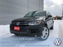 Volkswagen Touareg 4dr AWD 4MOTION 3.0 TDI Execline 2013