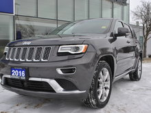 Jeep Grand Cherokee Summit All Wheel Drive 2016