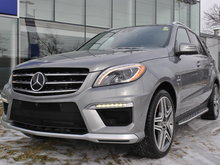 Mercedes-Benz M-Class ML63 AMG Low KM 4Matic 2014