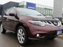 2014 Nissan Murano Platinum All Wheel Drive