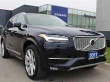 Volvo XC90 T6 Inscription 160KM Warranty Climate Vision Conv 2017