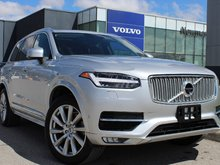 Volvo XC90 T6 Inscription 160KM Warranty Vision Conv Climate 2018