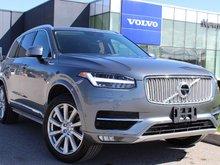 2018 Volvo XC90 T6 Inscription 160KM Warranty Vision Conv Climate