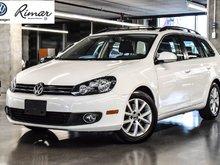 2013 Volkswagen Golf Wagon**TDI Comfortline
