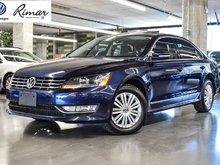 2014 Volkswagen Passat TDI comfortline Comfortline **TDI**