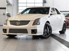 2012 Cadillac CTS-V Sedan RWD 1SV