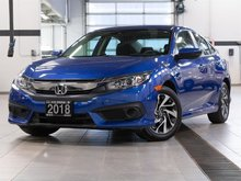 2018 Honda Civic Sedan SE CVT
