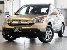 2007 Honda CRV EX-L 5 SPD at