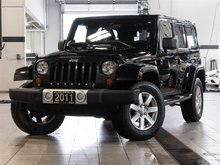 2011 Jeep Wrangler 70th Anniversary 4Dr