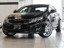 2015 Kia Optima SX at Turbo