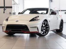 2016 Nissan 370Z Nismo Edition 6sp