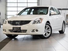 2011 Nissan Altima Sedan 3.5 SR CVT