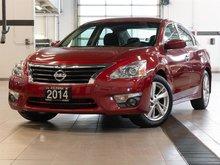 2014 Nissan Altima Sedan 2.5 SV CVT