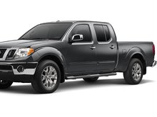 2019 Nissan Frontier Crew Cab SL 4x4 at