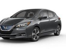 2019 Nissan Leaf SV (2)
